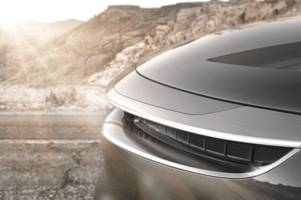 Lucid Motors' Tesla-fighting electric car will be built in Arizona