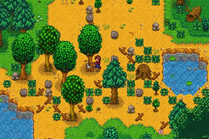 'stardew valley' hits ps4 and xbox one in december, nintendo switch port inbound