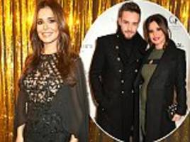cheryl 'has been very open and honest with family and friends about her pregnancy'