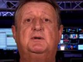 'if i had darts i'd stick them where the sun don't shine': abuse victim's mother calls eric bristow 'the most offensive man on earth' as he finally apologises for calling raped young footballers 'wimps'