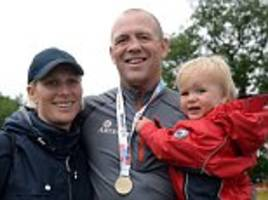 Mike Tindall and his wife Zara Phillips are expecting their second child