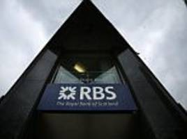 rbs is forced to cough up an extra £2bn to bolster its financial strength