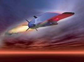 Russia and China's hypersonic missiles 'may endanger the United States itself'