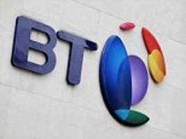 split yourself to speed up broadband, bt is ordered: company told to give up responsibility for cables to improve access