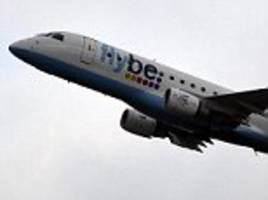 Air traffic controller fumbled instructions to a Flybe holiday jet