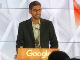 google's ad boss gave a big hint about how adverts could work in voice search (googl)