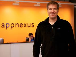 ad tech company appnexus has filed for an ipo