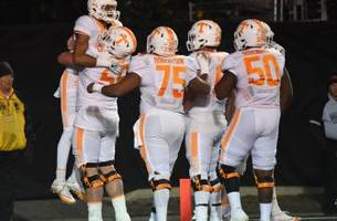All for Tennessee Official SEC, New Year's Six, and College Football Playoff Bowl Projections Following Week 13 of the Season