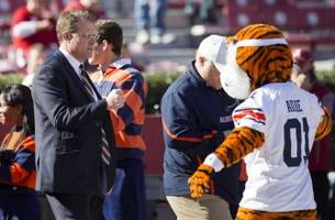 College Football Playoff Rankings has Auburn Just One Spot Ahead of Florida