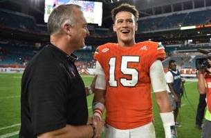 Who Will Replace Brad Kaaya if he Declares for the Draft?