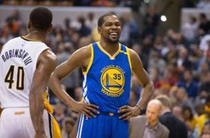 have the warriors made kevin durant better ?