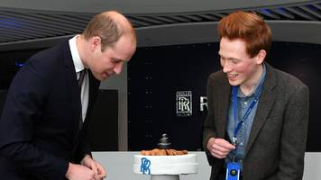 prince william to 'have words' with mary berry