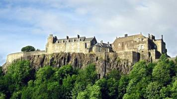Stirling Castle named Scotland's best visitor attraction