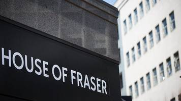 Christmas sale lands House of Fraser with £40,000 fine