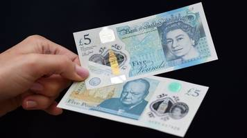 Bank looking to solve £5 animal fat issue