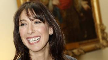 Samantha Cameron launches her first fashion label