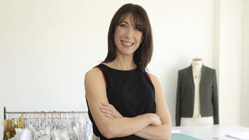 Samantha Cameron launches Cefinn fashion range