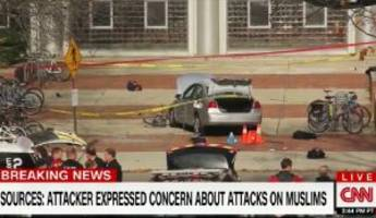 FBI: Ohio State Attacker Believed to Have Been Inspired By ISIS, Al-Qaeda