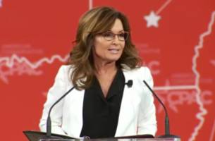 Sarah Palin Reportedly Under Consideration for Secretary of Veterans Affairs