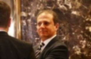 Preet Bharara Agrees To Stay On As U.S. Attorney After Meeting With Donald Trump