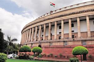 Both Houses of Parliament adjourned for the day over demonetisation, Nagrota attack