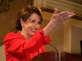 Nancy Pelosi Chosen as House Democratic Leader for 8th Term