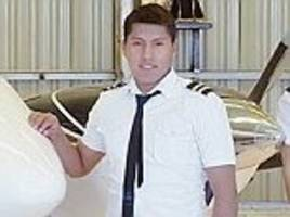 colombia plane crash: crew member who survived reveals final moments of doomed flight