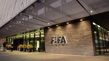 House searches in Fifa 2006 World Cup corruption probe