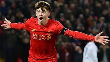 Ben Woodburn: Jurgen Klopp 'afraid' of media hype