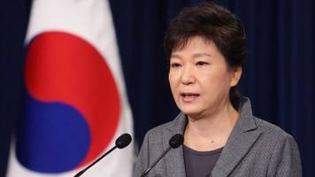 South Korea's President May Resign Amid Political Scandal