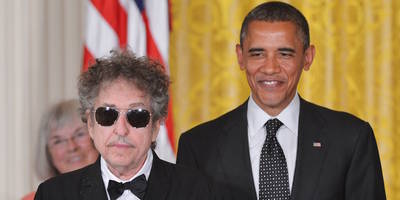 Bob Dylan Skipped White House Nobel Prize Event