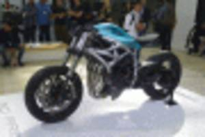 Divergent Dagger is your 3D-printed superbike