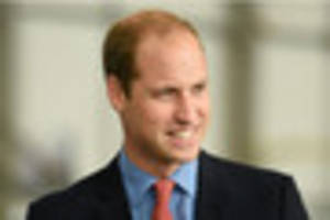 prince william in derby today - live updates