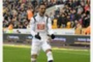 derby county forward tom ince up for award