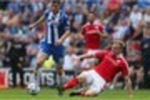 """who is the wigan athletic striker that's """"quicker than..."""