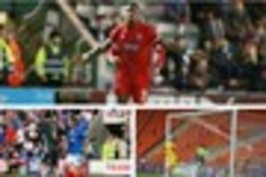 league two club make record bid for bogle, pompey players say...
