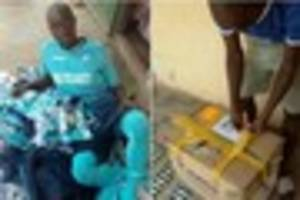 The Gambian Swansea City have just been given an amazing care...