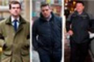 LIVE: Day 8 of trial in Bristol Crown Court of trio charged...