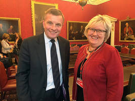 Aspaker: Norway wants to be included in Brexit negotiations