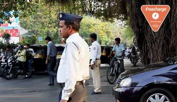 Now You Can Pay Your Traffic Challan Using FreeCharge