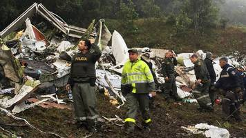 Chapecoense plane crash: Investigators hunt for clues