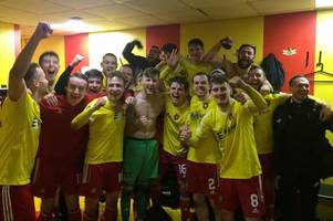 albion rovers 2 queen of the south 1: supersub calum ferguson sets up dream scottish cup tie with celtic