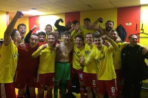 albion rovers secure huge scottish cup tie against celtic with dramatic late winner to knock out queen of the south