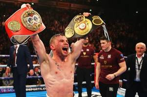 carl frampton blasts bbc sports personality of the year awards claiming they are biased towards english athletes
