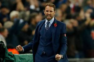 Gareth Southgate finally confirmed as new England manager and says 'the hard work starts now'