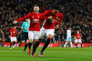 manchester united 4-1 west ham: martial and ibrahimovic score twice in efl cup success - 5 things we learned