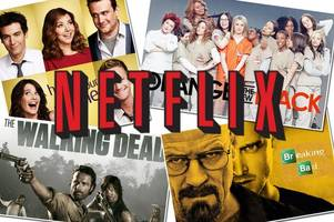 Netflix FINALLY lets users download films and TV episodes for offline viewing on smartphones and tablets