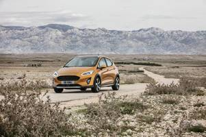 New generation of the Ford Fiesta is unveiled