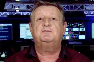 'i would stick darts where sun doesn't shine': angry mum confronts eric bristow over footballers' abuse comment