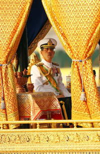 Thailand's parliament to officially install Prince Maha Vajiralongkorn as new king